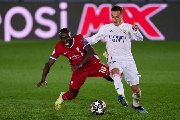 Sadio Manè completed just 1 of the 7 take-ons he attempted vs. Real Madrid today as well as failing to have a single shot - Bóng Đá
