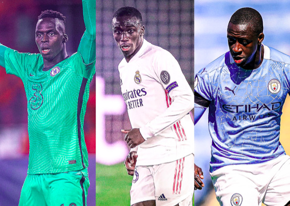 Fun Fact: There will be at least 1 Mendy in the Champions League Final this year - Bóng Đá